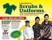 Lansdowne Scrubs & Uniforms