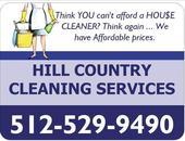 Hill Country Cleaning Services