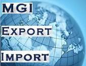 MGI Export Import