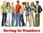 Saving In Numbers