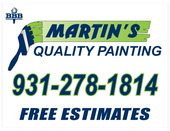 Martin's Quality Painting