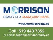 Morrison Realty Ltd.