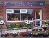 Mills and Bloom Florists Preston