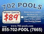 702 Pool Service