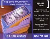 R & R Tax Solutions
