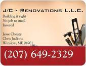 J/C Renovations, LLC
