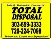 Roll Off Dumpster Total Disposal
