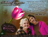 Pam's Caring Companions Inc