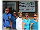 Family Vision Care Inc