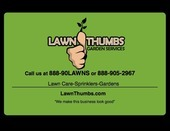 Lawn Thumbs Lawn Mowing Co.