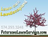 Peterson's Lawn Services