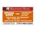 Magnuson Hotel Norfolk Airport