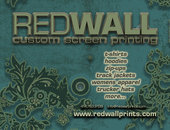 Redwall Screen Printing and Embroidery