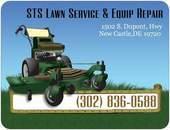 STS Lawn Service & Equipment Repair