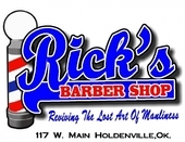 Rick's Barber Shop