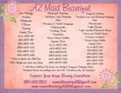 AZ Maid Beautiful
