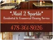 Maid 2 Sparkle