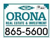 Orona Real Estate & Investment Inc.