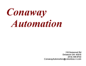 Conaway Automation