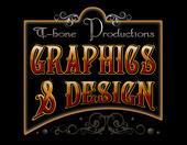 T-bone Productions Graphics & Design
