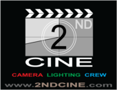 2nd Cine Inc. - Cameras, Lighting & Crew