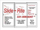 Slide-Rite Glass Door Repair, Inc