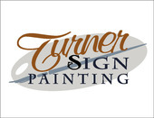 Turner Sign Painting