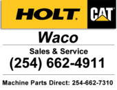 HOLT CAT Waco
