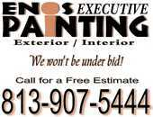 Enos Executive Painting